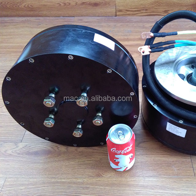 high power 18kw electric car motor