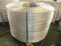 EC grade 9.5mm Aluminum alloy wire 5154 with ASTM B233-97 Standard
