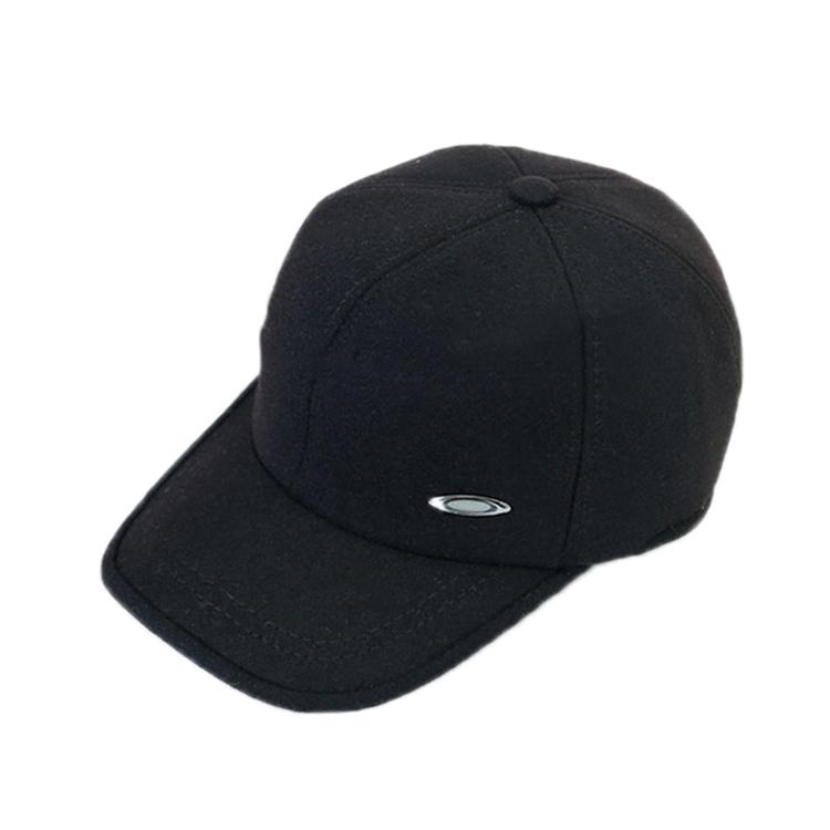 bf53067ef9b0d Personalizado bordado golf sombrero diferentes tipos de gorras de béisbol  negra gorra de algodón