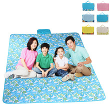 ZH0068Q Outdoor camping beach waterproof thick padded lawn mat picnic mats