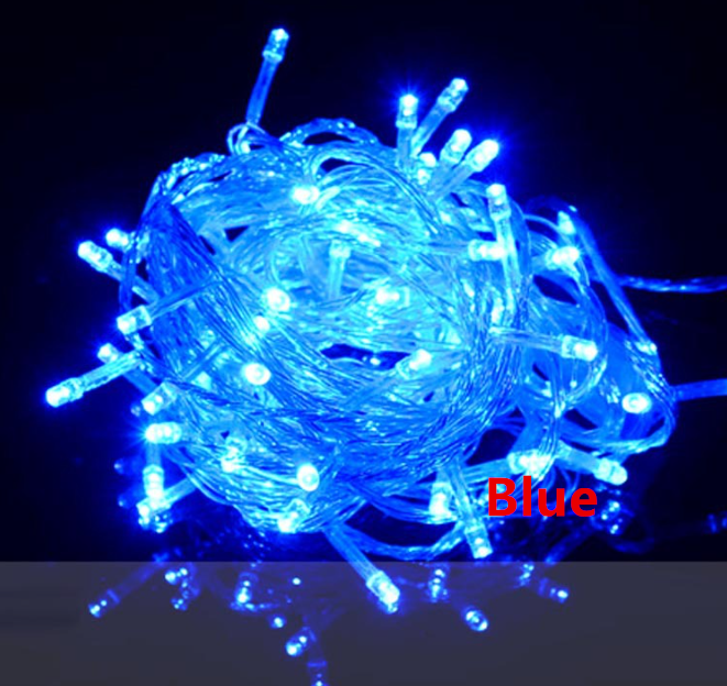 Christmas Tree Led Branch Lights Decorations Warm White Led String ...