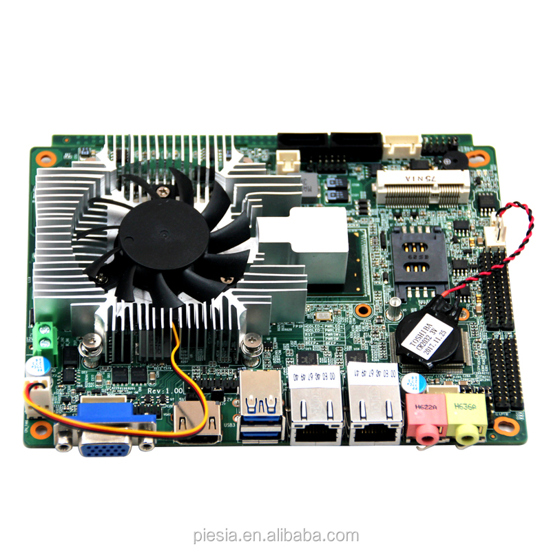 Fanless Industrial Motherboard Intel Hd Graphics 4000(integrated)  Motherboard Drivers  Mainboard For Hm77/qm77 - Buy Mini Fanless Industrial