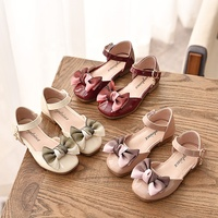 Guangdong Shoes Factory Shoes Children Princess Baby Girl Footwear