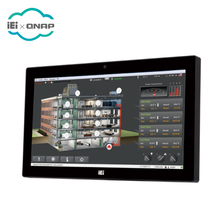 "IEI AFL3-W15A-BT-J1/R/2g Breite 15,6 ""IP64 konform front panel fanless resistiven touch alle in einem PC mit <span class=keywords><strong>Intel</strong></span> Celeron J1900"