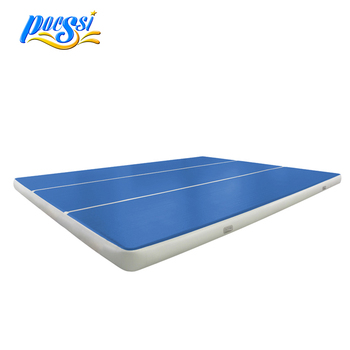Factory Custom Made Gymnastic Tumbling Track Air Floor Mat for Sale/Home Use/Training/Cheerleading and Water