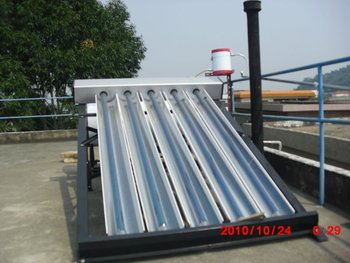 Solar Water Heater With Parabolic Reflection System Buy