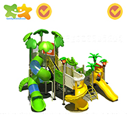 Trẻ em của đồ chơi 2019 sân chơi ngoài trời trẻ em ống trượt trẻ em cầu vồng leo núi net
