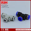PE air hose 8mm tube connector fitting