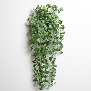hot selling artificial green ivy vine decorative leave vines hanging for wall