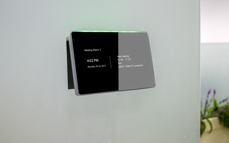 7 Quot Rfid Nfc Reader Tablet For Wall Mount With Bracket