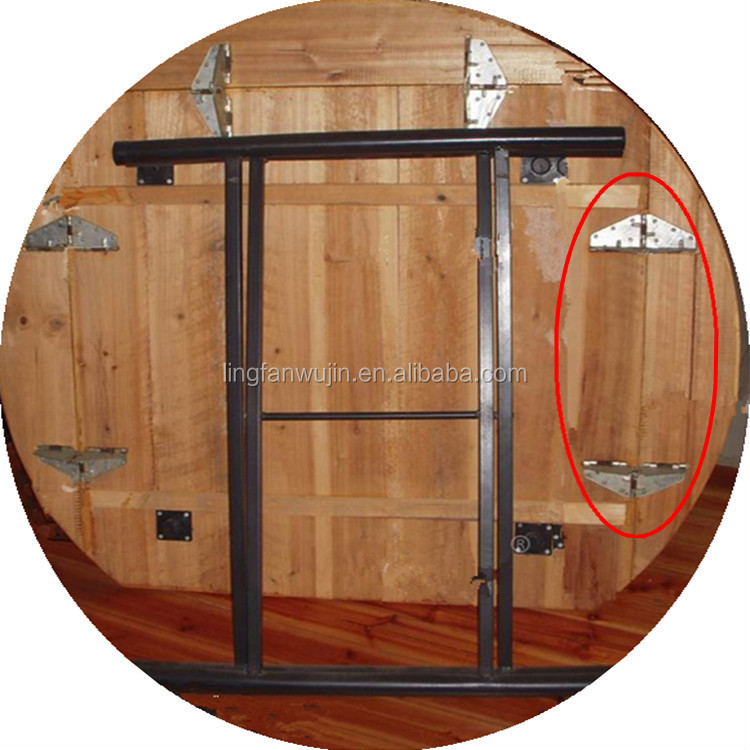 Hot Sale Metal Folding Table Bracket/iron Folding Table Hinge