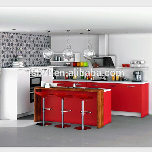 ak 3035 nuevo diseño importados de cocina gabinetes de cocina china ...