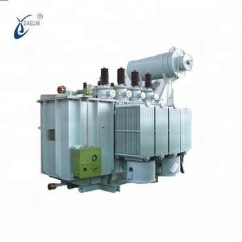 16mva Transformer 16000kva 33kv 35kv Power Transformer