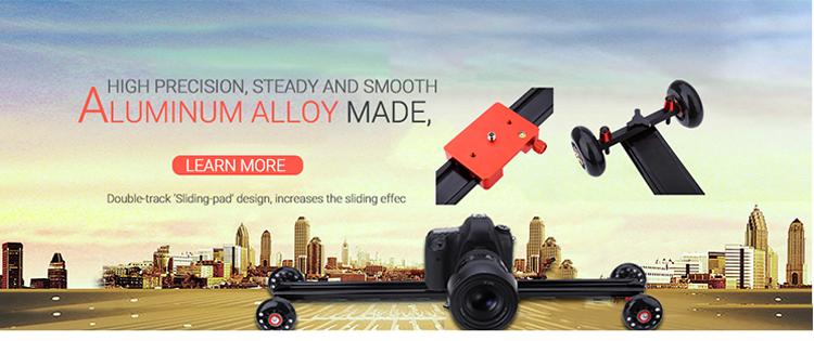 High Quality Ildc Camera Follow Focus With Gear Ring Belt For Sony A7 A7ii  A7r A7s A7rii A7sii For Panasonic Gh4 Cameras - Buy Follow Focus,Camera