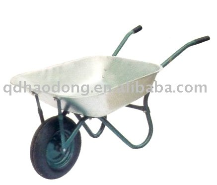 zinc plated tray Wheel Barrow WB6214