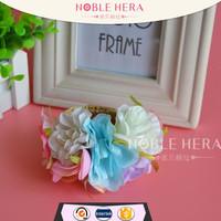 factory price handmade floral flower wrist flowers