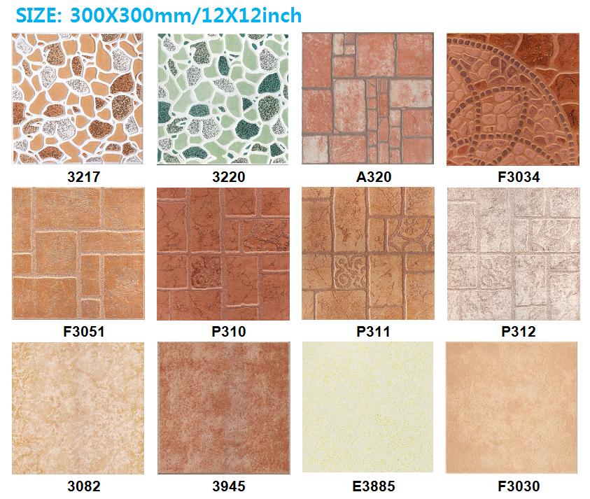 Non-slip Bathroom Ceramic Floor Tiles,Tiles Ceramic