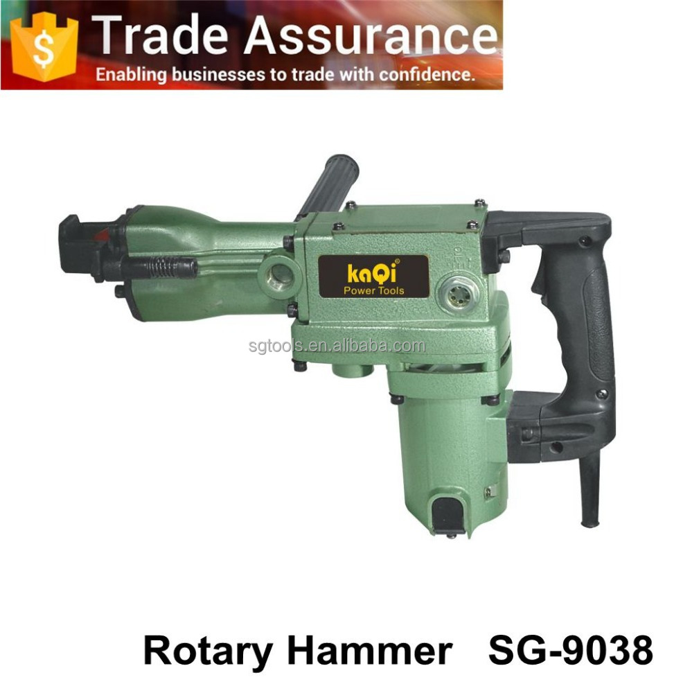 1280 Watts 38mm electric jack hammer drill