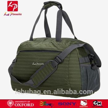 c64b4a9735 Alibaba China Personalized Nylon Duffle Bag Sports Gym Bags - Buy ...