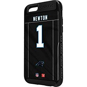 NFL Carolina Panthers iPhone 6 Cargo Case - Cam Newton Carolina Panthers Cargo Case For Your iPhone 6