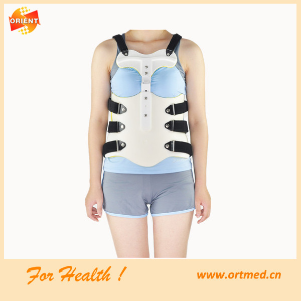 Light weight Thoracic back Lumbar support orthosis Type A