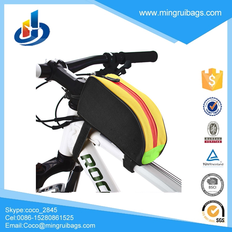 Cycling Bike Racks & Bags Handlebar Bags Bicycle Cycling Frame Front