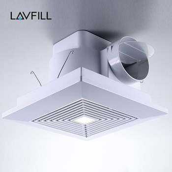 Ceiling Fan Bathroom Exhaust Fan Size Ventilation Fan