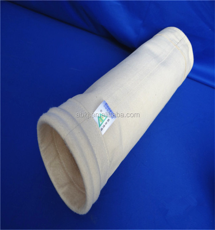 Professional Dust air filtration manufacturer PPS filter bag