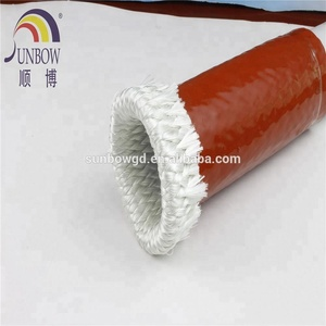 Fiberglass Material and 10KV-15KV Rated Voltage insulation sleeve