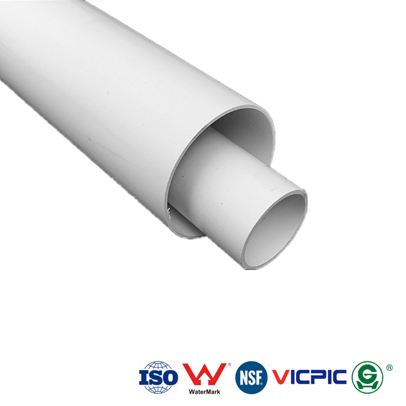BS3505/BS350 Latest Wholesale class c 9 bar pvc pipe