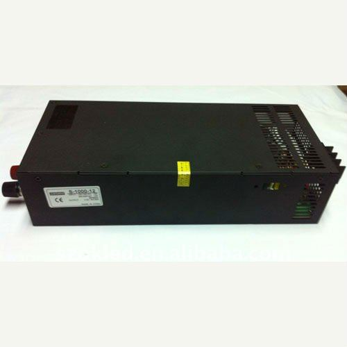 SMPS 12V DC Switching Power Supply 1000W 83.3A Constant Voltage Single Output AC-DC Transformer Driver 800W Indoor for LEDs