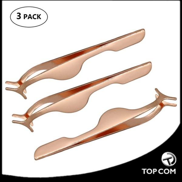 Wimpern für falsche Wimpern TOPCOM Extensions Applicator Remover Clip Tool