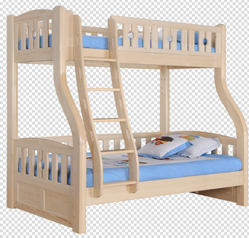 Triple Bunk Beds For Kids With Ladder Fashion Design For Living Room