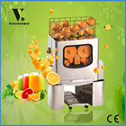 Automatique peut peut orange juicer machine distributrice