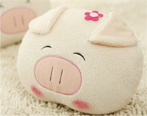snap on smile little live pets soft pig pillow stuffed animal plush toy for sale