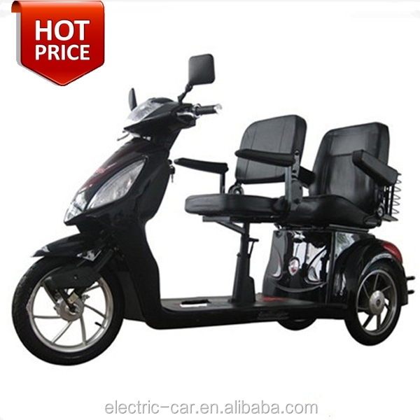 3 wheel 2 seat cheap chinese electric motorcycle mobility scooter buy 3 wheel motorcycle. Black Bedroom Furniture Sets. Home Design Ideas