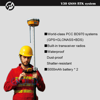 V30 hi-target GNSS DGPS GPS Survey equipment handheld size, View handheld  gps survey, Hi-target Product Details from Chongqing Huibo Lab Instrument