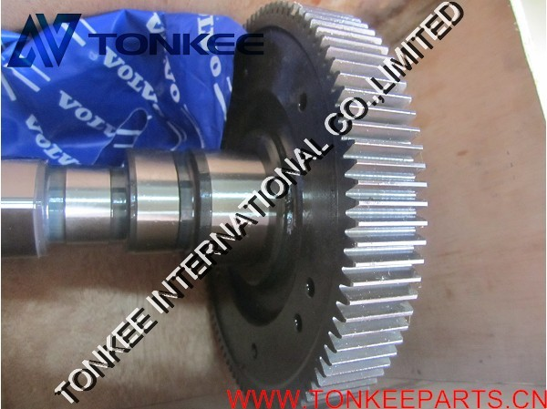 04511874 20909235 21277069 original D6E D6D D7D D7E DEUTZ camshaft for EC290B engine parts