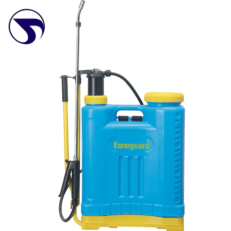 Hot jenis garis Yang Kuat 18l manual pestisida sprayer