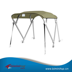 boat awnings bimini top hardware used boat yacht sale