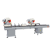 High quality double head miter saw cutting width 200mm