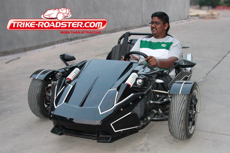 3 r der 4 takt trike motorrad ztr trike roadster 250cc. Black Bedroom Furniture Sets. Home Design Ideas