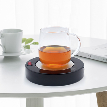 Desktop Mug Warmer Pad Electric Coffee Cup Heater For Office Home