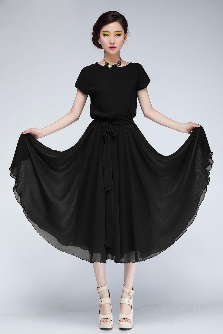 33a8546e7d Plus Size Short Sleeve Dresses For Summer - raveitsafe