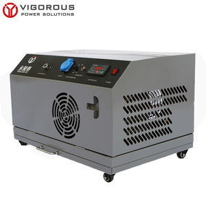 Ac 230V Silent Power Gasoline Inverter Generator 5KW