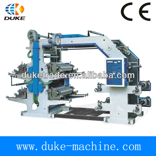 YT-4-600 High Quality Best Sale Flexo Printing Machine Manufature