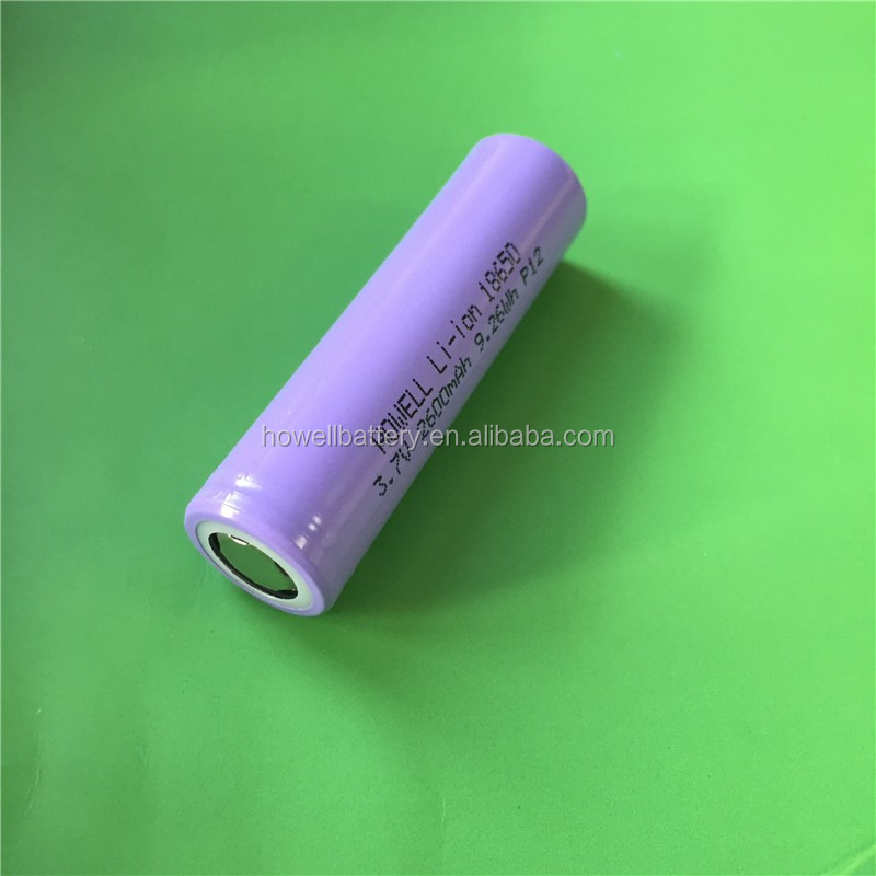 China Supplier Rechargeable 2100mah 3.7v 7.77wh 18650 Battery With ...