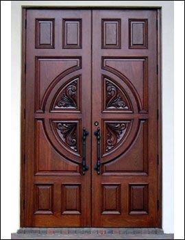 Big doors-pintu wood 011 & Big Doors-pintu Wood 011 - Buy Entry Doors Product on Alibaba.com Pezcame.Com