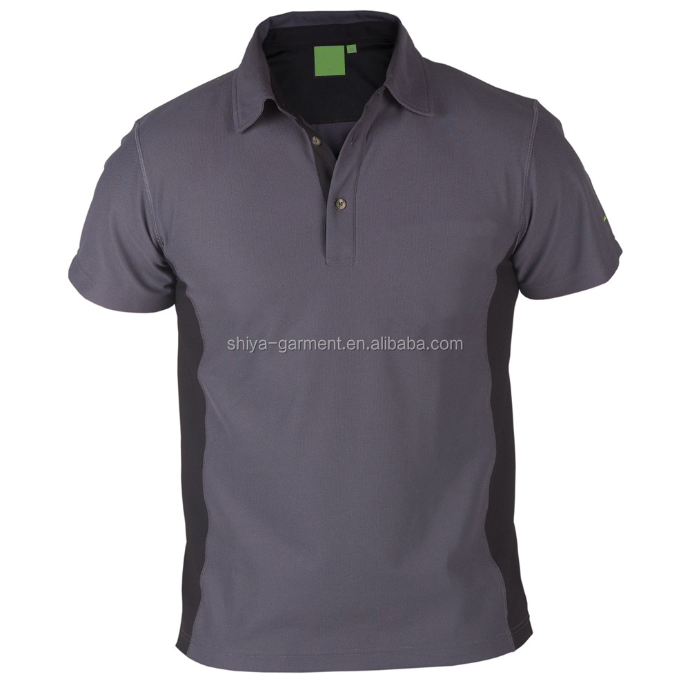 Design Work Shirts | Black And Red Polo Shirt Design Work Polo Shirts Buy Polo Shirt