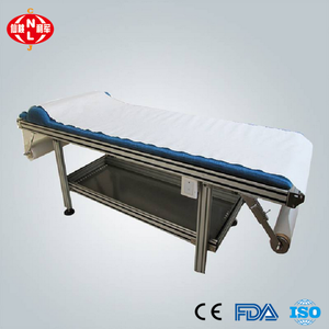 High quality Hospital Surgical Disposable Medical Massage Bed Sheet